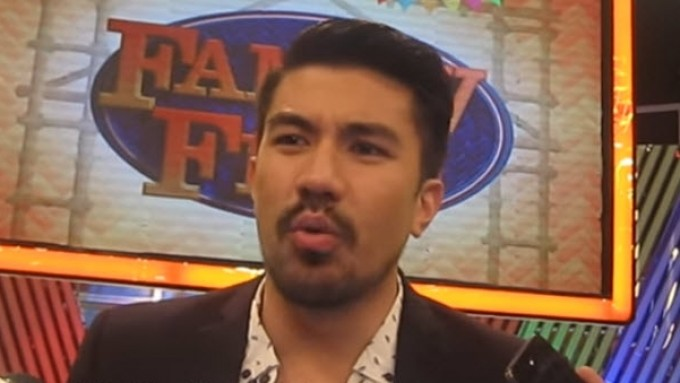 Luis Manzano sarcastically answers question