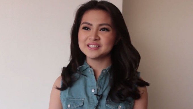 Barbie Forteza greets her 'True Love'