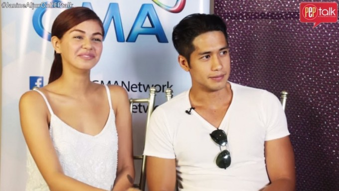 Aljur Abrenica: 'Janine is very different.'
