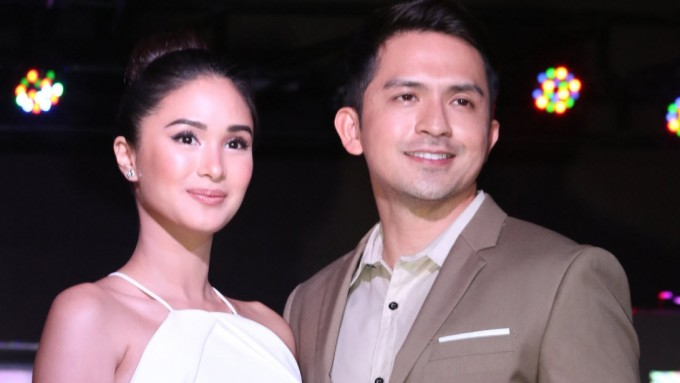 Heart Evangelista, Dennis Trillo their kissing scenes