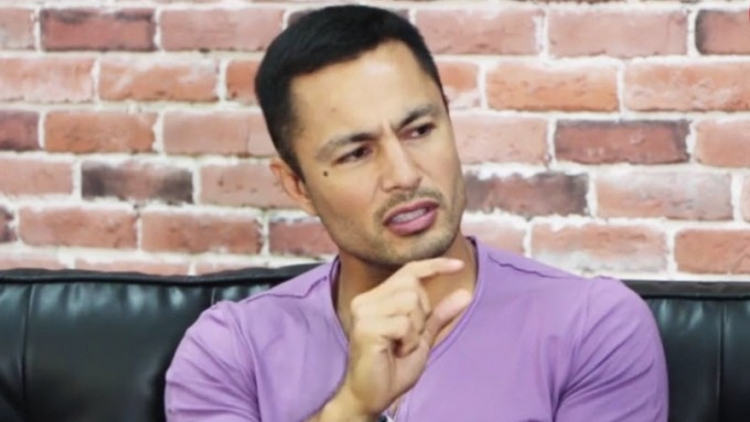 Derek Ramsay's advice to guys who want to be like him