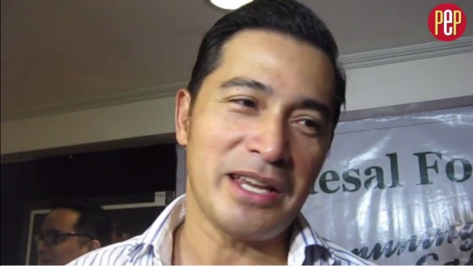 Cesar Montano will send cake to Sunshine Cruz, if...