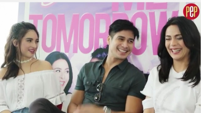 Watch how Dawn and Coleen make Piolo feel awkward