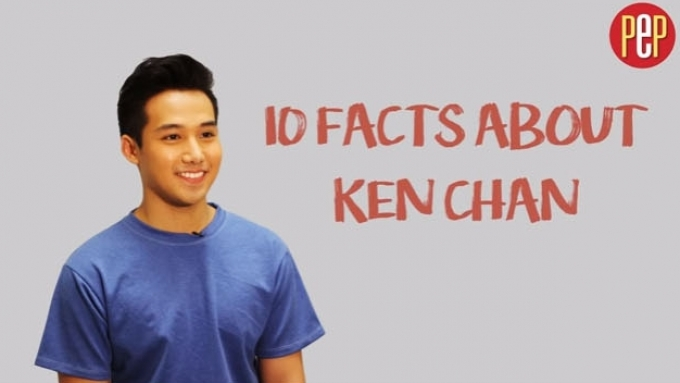 Find out what Ken Chan is afraid of
