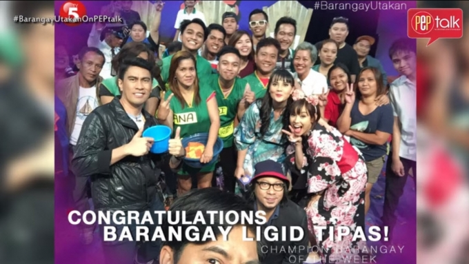 How does 'Brgy. Utakan' choose its contestants?