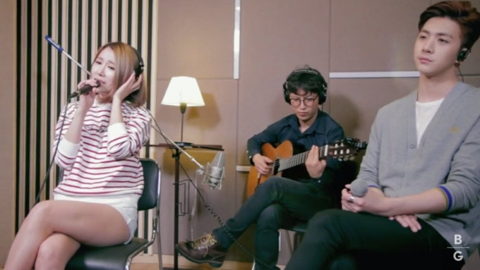 Sandara Park's brother covers Raymond Lauchengco's Farewell