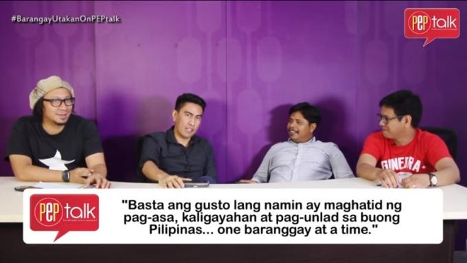 'Barangay Utakan' boys know the signs of 'tsugi'