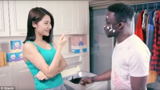 Is this the most racist ad ever?