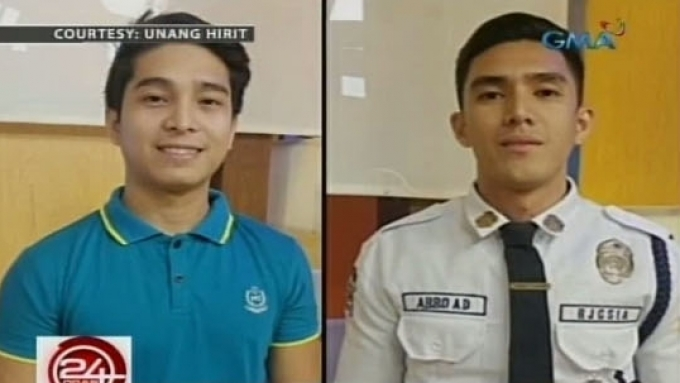 'Dribae' and 'Security Guard Bae' make first TV guesting