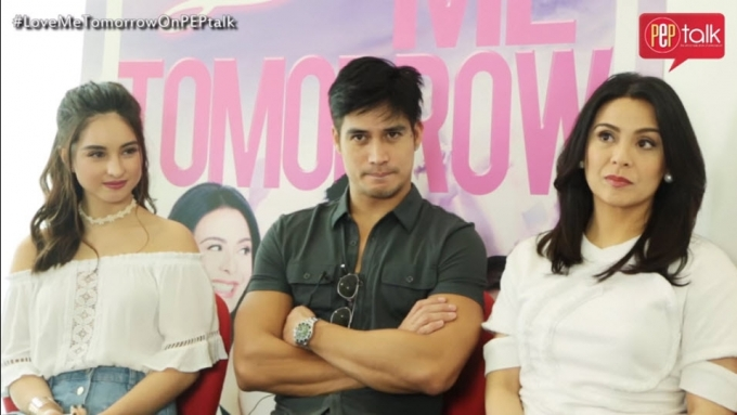 Dawn, Piolo, Coleen on how they fall in love