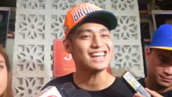 Michael Pangilinan not affected by his video scandal