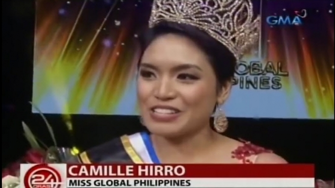 Miss Global Philippines 2016 winner is a 'ghost writer'