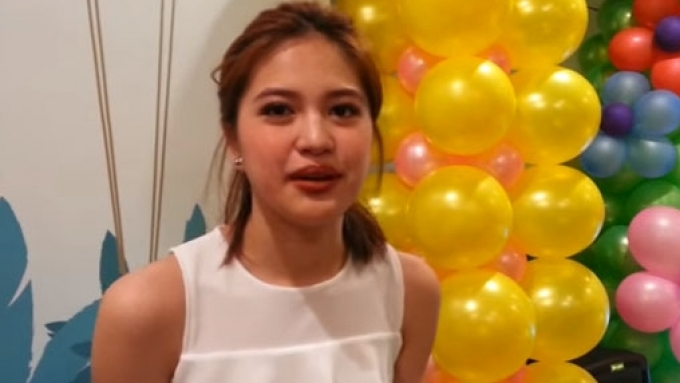 The reason Julie Anne San Jose celebrated with kids