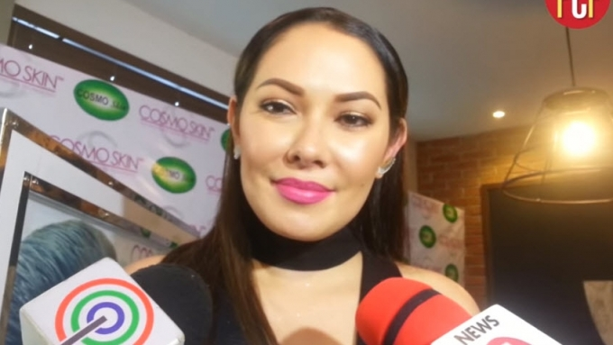 Ruffa Gutierrez doesn't want to get in trouble with Digong
