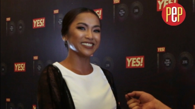 Rochelle Pangilinan on her role as Agane
