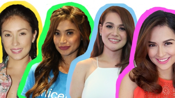 How your favorite half-Pinay celebs will greet you