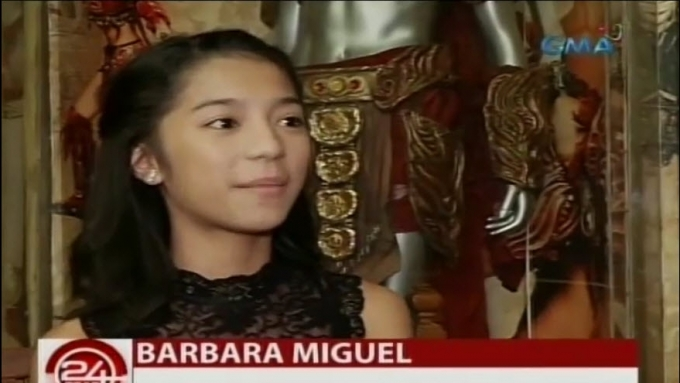 The child actresses of 'Encantadia'