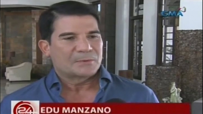 Edu Manzano on why he admires GMA-7