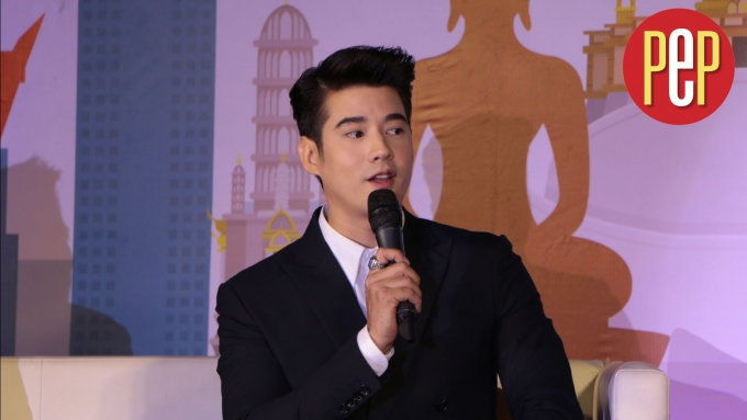 Five things to try in Thailand according to Mario Maurer