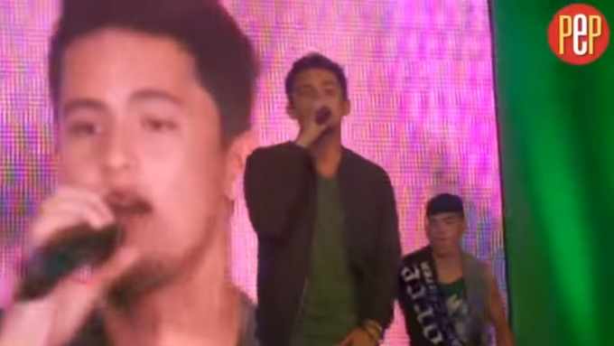 James Reid performs 'One Dance'