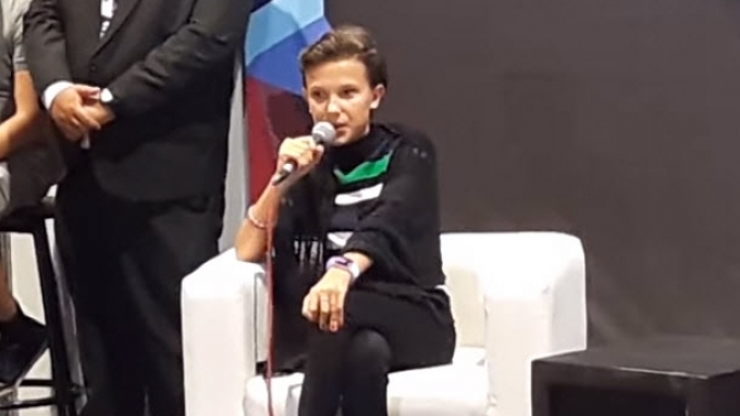 Millie Bobby Brown says '11' is her complete opposite