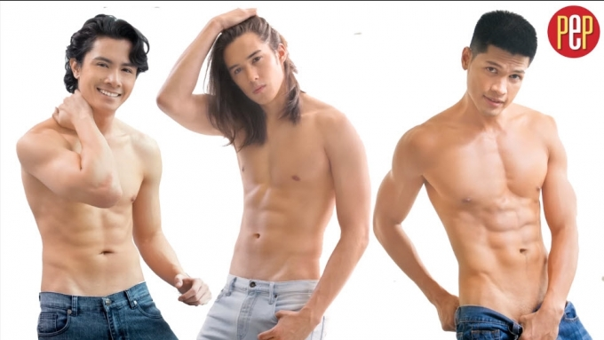 Sexy Lemon Smile Challenge with CosmoMen Tommy, Vin, and JC