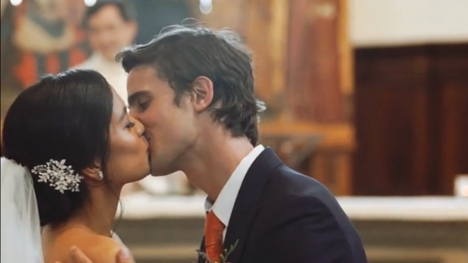 Isabelle-Adrien wedding vows will make you cry