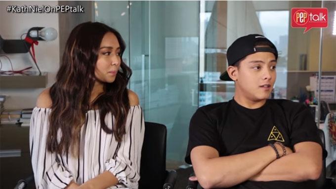 Pep Talk Kathryn Bernardo Daniel Padilla On Favorite Hugot Lines