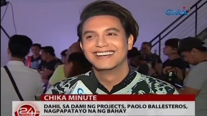 Paolo Ballesteros has intimate scene with Dennis Trillo