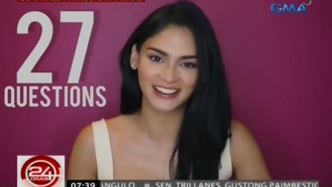 Pia Wurtzbach celebrates 27th birthday with friends and fans