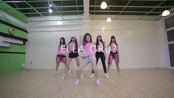 Ella Cruz hits 1M mark again with latest dance video