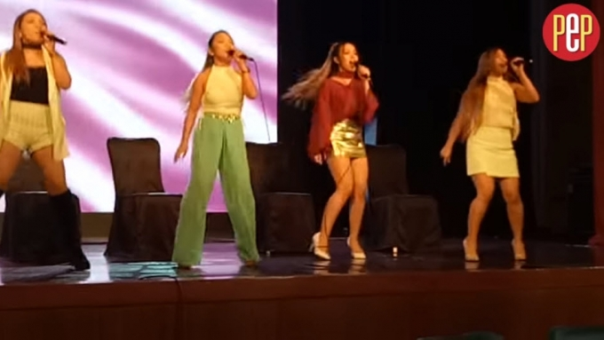 4th Impact performs 'Work It Out'