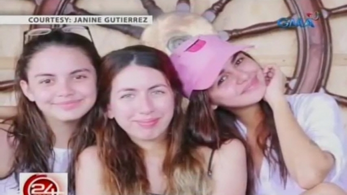 Look how these celebrities enjoy the long Undas weekend