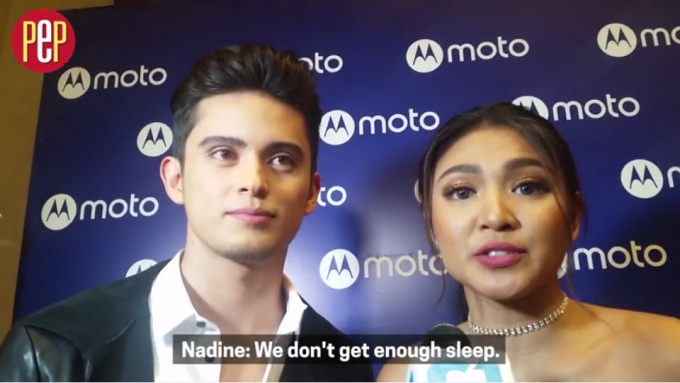 Watch how Nadine Lustre addresses viral fan video issue