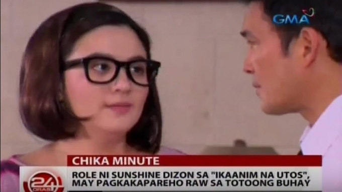 Sunshine Dizon's challenging role in Ikaanim na Utos
