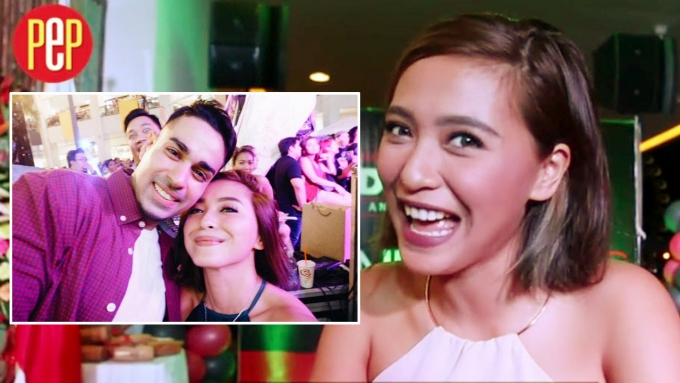 Joyce Pring on the real score with Sam YG