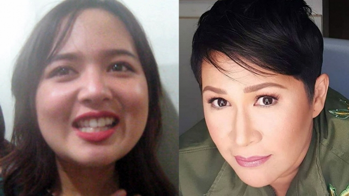 Inah de Belen on being compared to mom Janice
