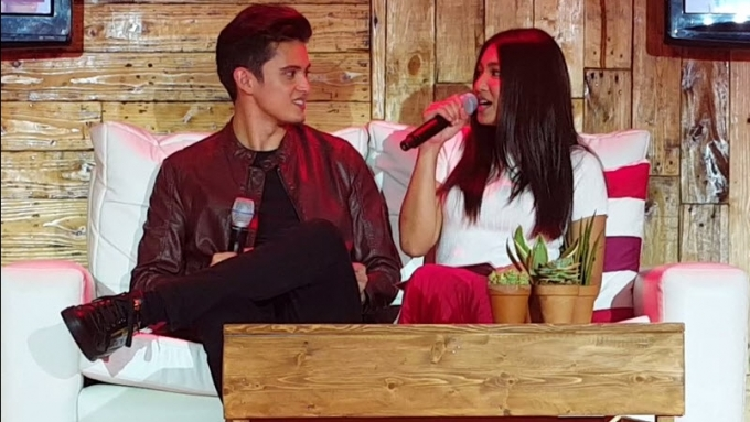 James Reid is not in Nadine Lustre's dreams