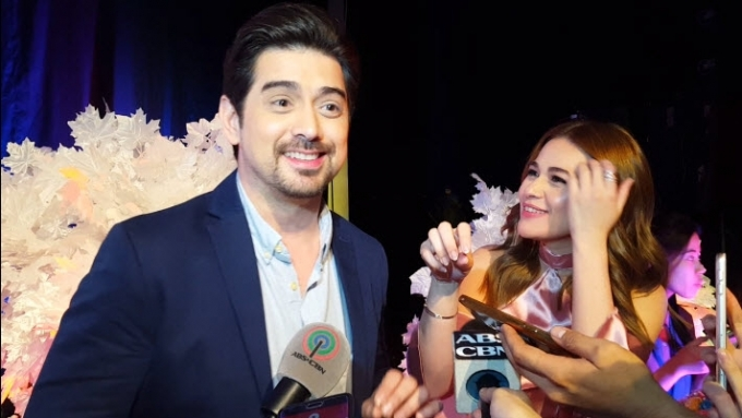 Watch Bea Alonzo tease Ian Veneracion about his age