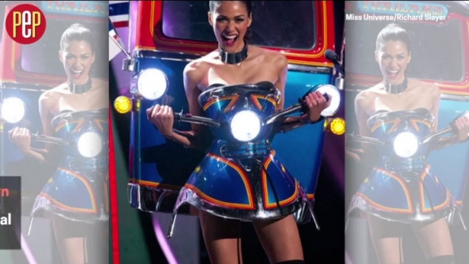 10 Kabogerang Costumes from Miss Universe 2015