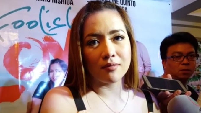 Angeline Quinto 'traumatized' by recent failed relationship?