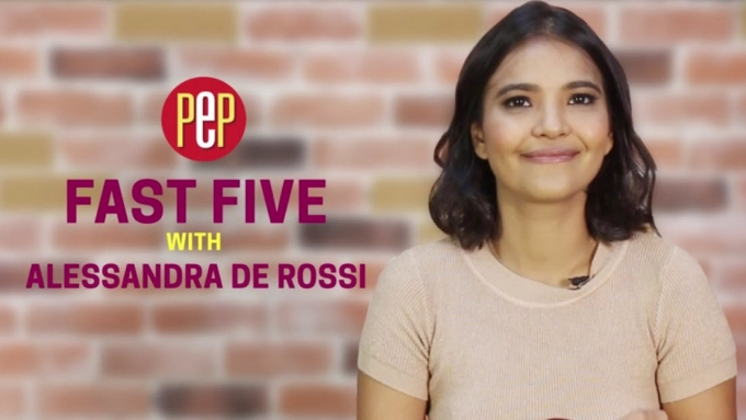 The embarrassing thing Alessandra de Rossi enjoys