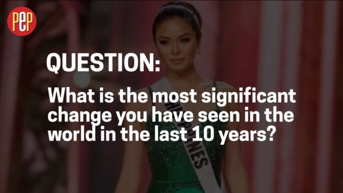 Netizens answer Maxine's Miss U question