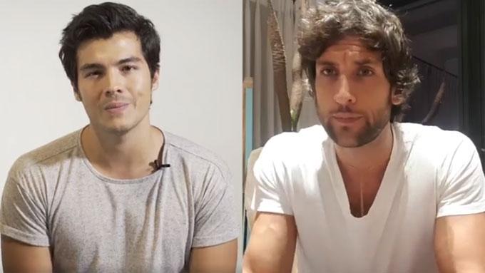 Nico Bolzico creates own Spanish tutorial video