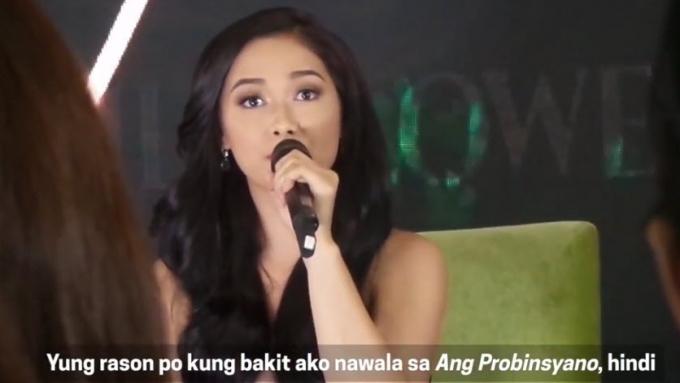Real reason why Maja Salvador left Ang Probinsyano