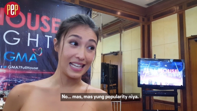Solenn Heussaff admits husband is more popular than her