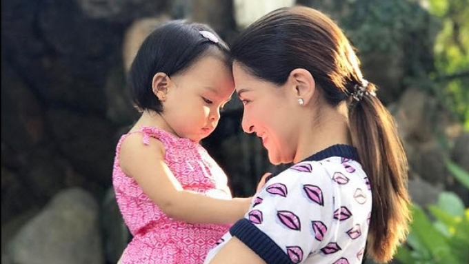 Marian Rivera on how Baby Zia 'melts' her