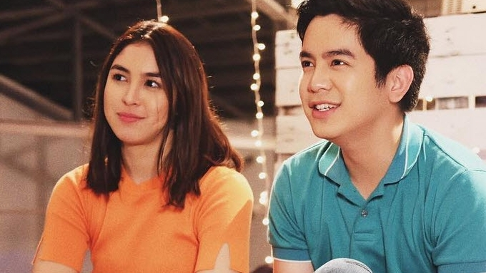 Julia Barretto on love team with Joshua Garcia