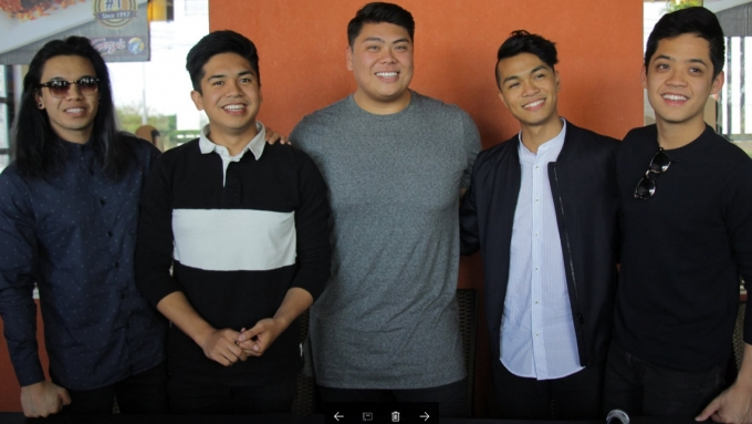 Filharmonic reveals OPM artists they listen to