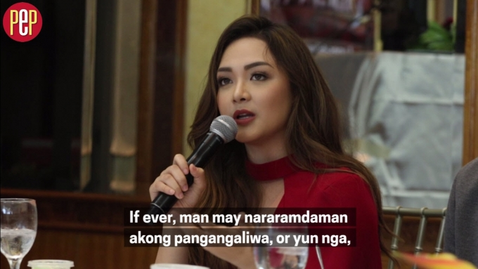 How Meg Imperial deals with unfaithful partner